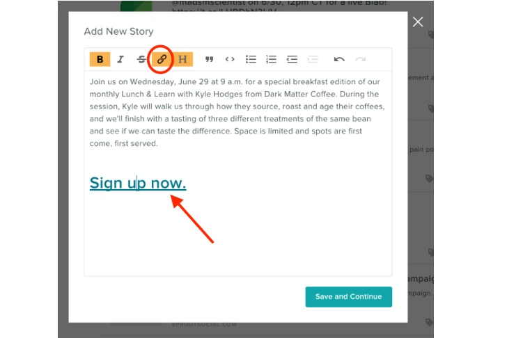 How to curate content & newsletters for your employee advocates