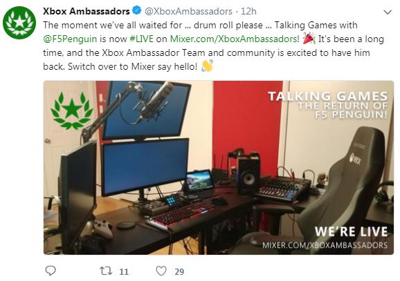 brand ambassadors