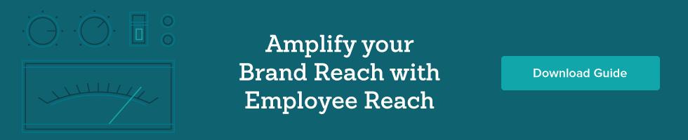 amplify brand reach banner