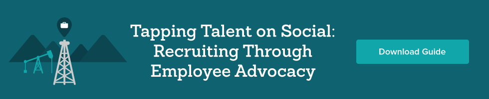 recruiting through employee advocacy