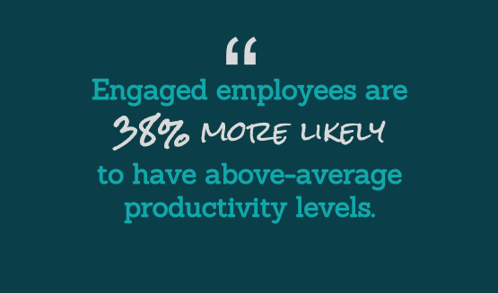 [SlideShare] 4 Tactics That Strengthen Employee Engagement