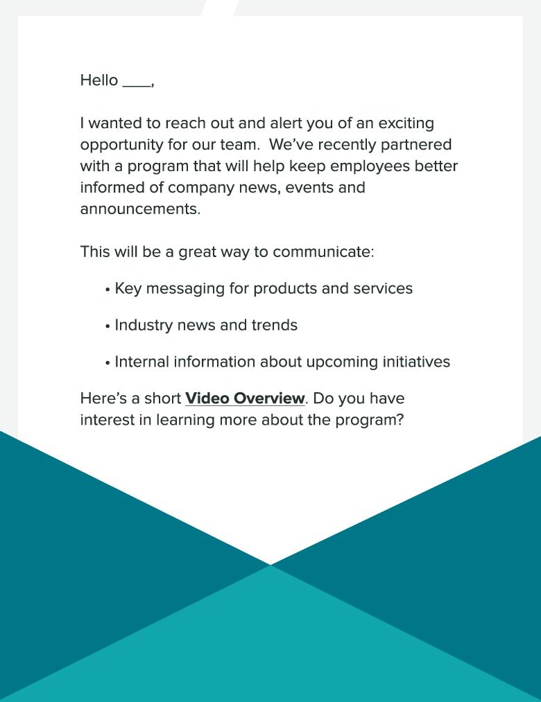 employee advocacy program